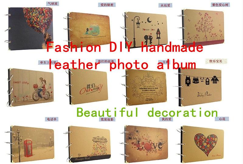 Friendship Photo Album Free Shipping Diy Photo Album