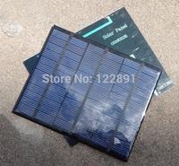 18V 3.5W Polycrystalline Solar Cell Solar Panel For Charging 12V Battery DIY Solar Charger Solar Module165*135*3MM Free shipping