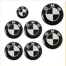 bmw wheel emblem promotion