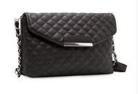 2014  Small Crossbody chain bag woman handbag designer PU women leather handbags New MANGO fashion brand for Women Messenger bag