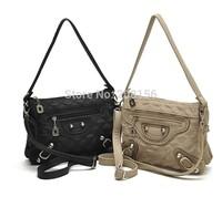 Fashion elegance stitch thread Lattice pattern beaded shoulder bag nice satchel cheap women handbag Free Shipping