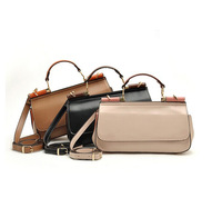 Good quality OL purse trend all match small woman bags day clutches messenger solid handbags 3 colors avialbe Free Shipping