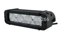 8 Inch 40W Single Row LED Light Bar 40w led light bar