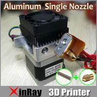 12V 0.4mm Thermocouple Single Nozzles 3D Printer Print Head/Extruder Extra Throat Tube+ 0.3mm Nozzle REPRAP Makerbot 3DA-001A