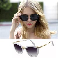 New ancient ways cat eye sunglasses square fashion lady paragraphs oversized sunglasses lesbian driving sunglasses
