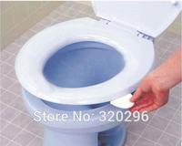 Convenient to mention toilet lid knob