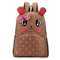 printing children backpacks mochila school bags  for girls canvas mochilas feminina kids backpack rucksack cartoon bag kids