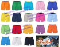 R-L New 2014 summer Men casual summer beach Small Horse Logo Polo shorts/Beach casual & sport Brand short men embroidery Logo