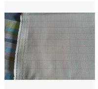 Free shipping  18count (18CT) Aida cloth  with lattice cotton cross stitch cloth white color  45cm*55cm /piece