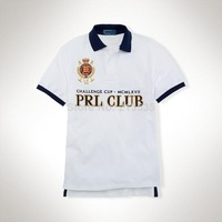 Free Shipping 2014 Brand Men Slim Fit Shirts For Men Brand Lapel Polo Shirt Short sleeve Mixed colors Shirt 100% cotton 4