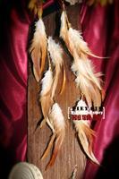 Free Shipping Self-shade yaju bohemia vintage fashion long feather earrings