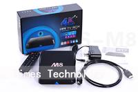 M8 Amlogic S802 Quad Core  2.4G/5G Dual WiFi  2G/8G Mali450 GPU 4K 2K DOLBY True HD Dual Band Wifi Bluetooth 4.0 XBMC,M8 TV Box