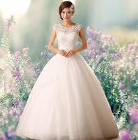 Free Shipping 2014 New Arrival Bridal Wedding Dress,Wedding Gown W0161