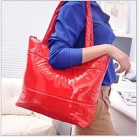 Women 2013 Winter fashion Space Shoulder Bag tote Cotton Padded Quilted handbag Female totesmulheres acolchoado bolsa