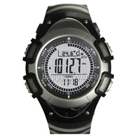 SUNROAD Sports Watch FR8204A Altimeter Barometer Thermometer EL Backlight  H1E1