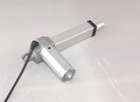 12V 2000N,16.5mm/s unload speed,200mm stroke electric linear actuator