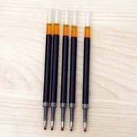 Gel-pen All the needle bold neutral pen for core 0.5mm black ink gel pens 11cm