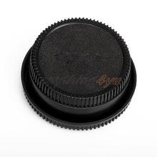 ONL Rear Lens Cap Cover Body Cap For All Nikon AF AF-S DSLR SLR Lens Dust Camera