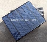 18V 3.5Watt Mini Solar Cell Solar Module Polycrystalline Solar Panel For 12V Battery Charger DIY Solar Charger Free Shipping