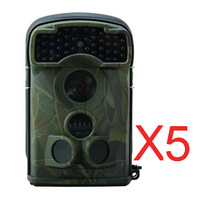 Free Shipping!Ltl Acorn 5310A 720P Video 44 LEDs 940nm 12MP Infrared Trail Scouting Hunting Camera wild Game camera 5pcs/lot