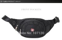 2014 new,swissgear waist pack belt bag for women men messenger bags, multifunctional purse, handbag,waist packs,free shipping