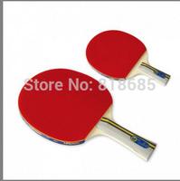2PCS-Butterfly tbc-203 Table tennis Racket Long grip handle short grip handle pingpong Racket-Free shipping