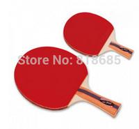 Butterfly tbc-502 pingpong Racket Table tennis Racket Straight grip handle Horizontal grip handle-Free shipping