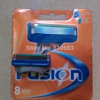 best quality  men's razor smooth comfortable 5 Blades
