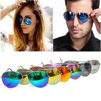 Fashion brand coating sunglass New Frog Mirror Sunglasse Men Women Unisex Sunglasses Oculos de sol Retro Vintage Sunglass