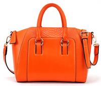 2014 New Women Handbag Fashion Brief Crocodile Pattern Shoulder Bags Women Messenger Bags Women   PU Leather Handbags FA6202