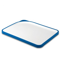 Free shipping multi color antibacterial plastic cutting board nonslip chopping board block top quality kitchenware hot sale