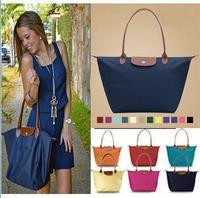 Hot!Top Handbags Original Brand New 2014 plastic women handbag messenger leather handbags bag Shopping Hand Nylon shoulder bags