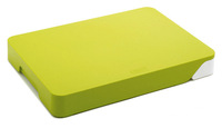 Free shipping multifunction chopping board block set with drawer storage colored plastic cutting board set wholesale and retail