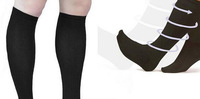 Unisex antifatigue compression socks soothe tired achy leg reduce swelling elastic socks as slimming leg socks AS SEEN ON TV
