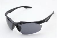 2PCS\LOT 3113F-black Unisex Fashion Sport Cycling Glasses Fashion Driving Mirror sunglasses Free Shipping