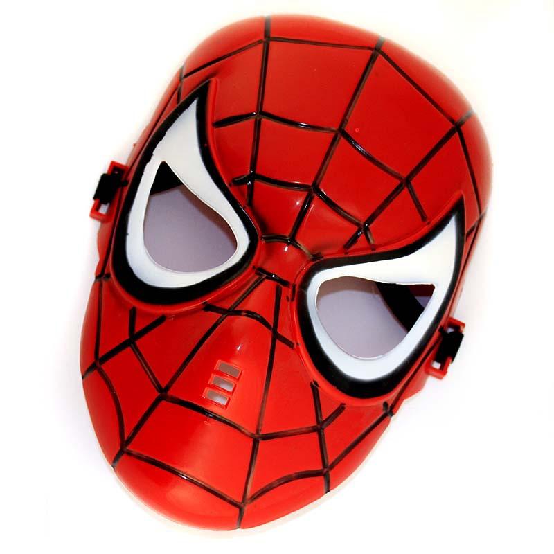Spider Man Mask Make up