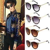brand designer ladies' coating sunglass oculos de sol sun glasses cat vintage sunglasses women 2014 new eye glasses accessories