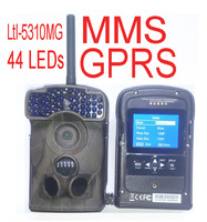 LTL Acorn 5310MG SMS/MMS/GPRS trail Camera Digital Scouting Camera GSM Hunting Camera with external antenna 720P 44 IR LEDs