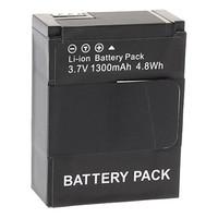 1300mAh Battery Pack for GoPro Hero 3 AHDBT-201/301
