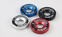 Aluminium Alloy Ignition Key Ring DIRECTION FOR AUDI A1 A3 A4 Q3 TT S3 TTS BLACK RED BLUE SILVER