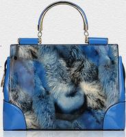 2014 New Arrival Classic Style High Grade Leather Custom-made Fashion Women Messenger Handbag   Temperament Leopard Shoulder Bag