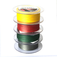 500m fishing dyneema spectra briad line/wire optional 4 colour  45LB 0.34 20kg