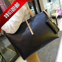 2014 new fashion women's handbag all-match formal buckle big bags handbag one shoulder bag