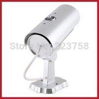 Fake Dummy Home Outdoor Surveillance Security Camera Motion Sensor Cam CCTV #7 #11745