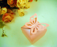 time-limited new european butterfly angel beautiful candy box for creative diy favor flower pearl tray paper wedding