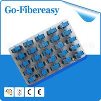 Wholesale 25pieces SC/UPC Fiber Optical Adapter Simplex Single Mode  SC Fiber Optic Connentor