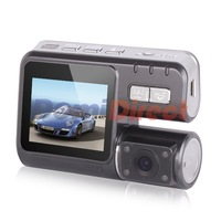 "Original Ambarella C950 Full HD HDMI AV Out Car DVR Camera Video Recorder With 170 Degree Lens Wide Angle Night Vision 2.0"" LCD"