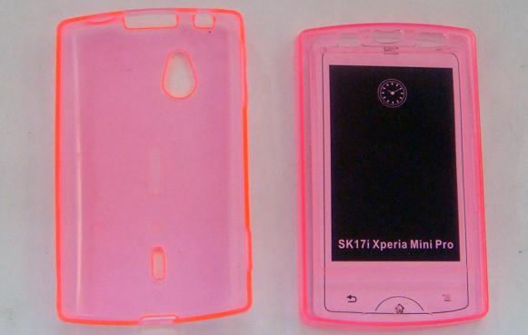 Free shipping 1pcs for SonyEricsson Xperia Mini pro SK17i mobil