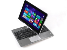 Factory Outlet 11.6 inch 360 Degree laptop Intel Celeron 1037U Dual Core 4GB RAM and 500GB HDD Touch Screen Windows 8 laptop(China (Mainland))