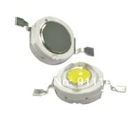 1000pcs/lot   white/warm white LED 3W Epistar High Power ball Led Lamp Beads led emitter 220-240LM Led Chip Beads Lighting